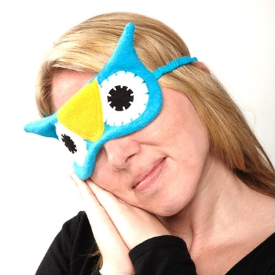 Night Owl Sleep Mask