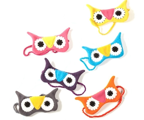 Night Owl Sleeping Masks