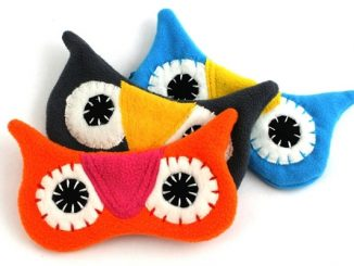 Night Owl Sleep Masks