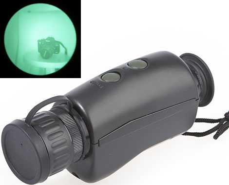 Pocket Night Vision Scope