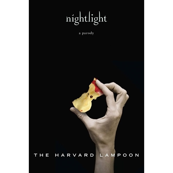 Nightlight Twilight Parody Book