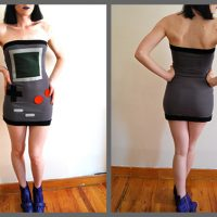 Nintendo Gameboy Dress