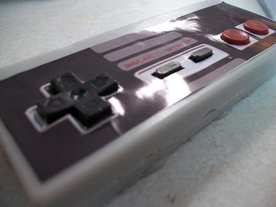 Nintendo Hand Soap