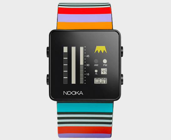 Nooka Undrcrwn Watch
