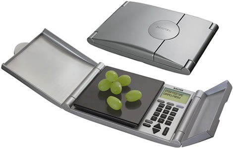 Pocket Dietary Computer Scale