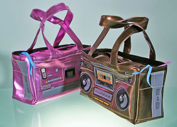 Loop NYC Boom Box Bags