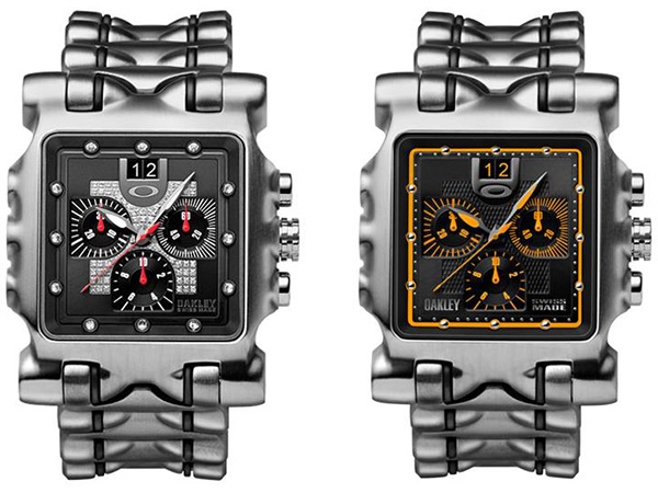 Oakley Minute Machine Watches