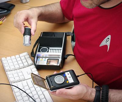 officially licensed star trek usb communicator