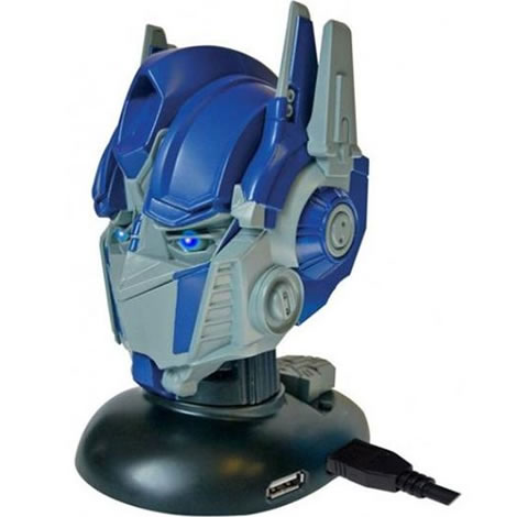 Optimus Prime Transformers  4-Port USB Hub
