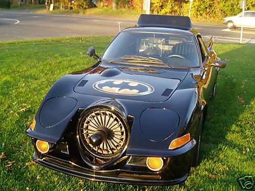 Opel Batmobile