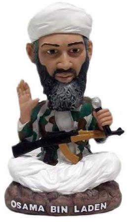Osama Bin Laden Bobblehead
