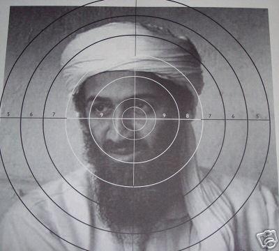 Osama Bin Laden Targets
