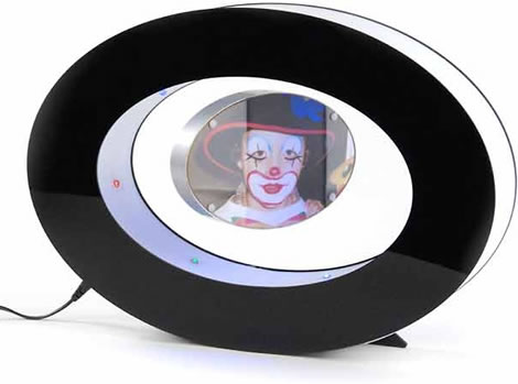 Levitating Illuminating LED Photo Frame