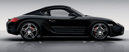 Cayman S Porsche Design Edition 1