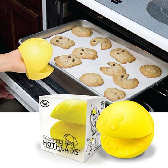 Pac-Man Hotheads Oven Mitt