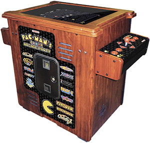 Pacman Arcade Cocktail Table