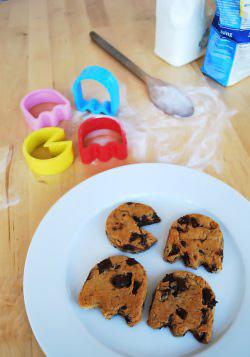 Pacman Cookies