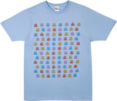 Pac-Man Ghosts T-shirt