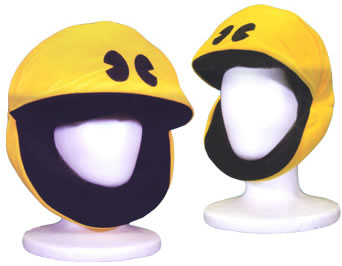 Pac-Man Hat