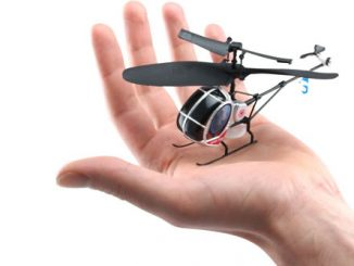Palm-size R/C Helicopter