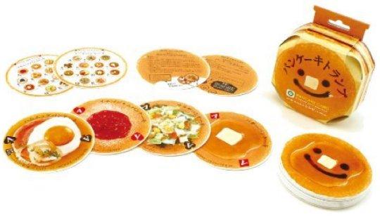 Pancake Playing Card Deck