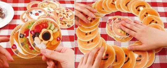 Pancake Playing Cards