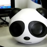 Panda USB Speaker