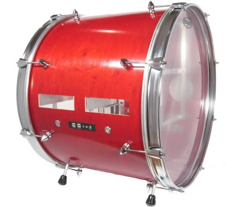 Drum PC Case