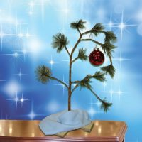 Peanuts Charlie Brown Christmas Tree