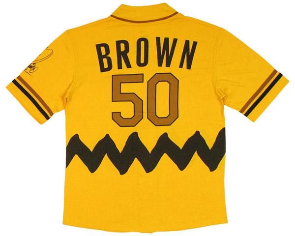 Peanuts Charlie Brown Jersey