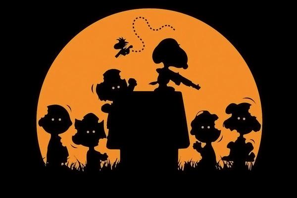 Charlie Brown Zombie Peanuts T-Shirt