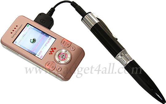 Cell Phone Charger Pen