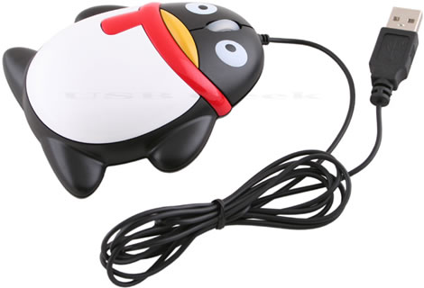 USB Penguin Mouse