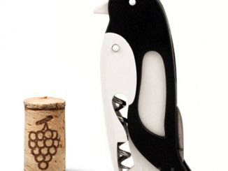 Penguin Wine Bottle Opener