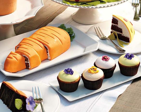 Perfect Endings Carrot Cake