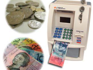 Personal ATM Cash Machine