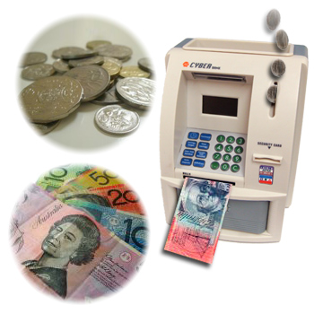 Personal ATM Cash Machine