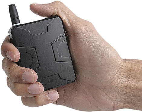 Portable Palm Phone Jammer
