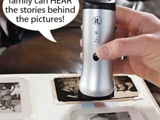 Photo Album Voice Recorder