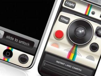 Photoroid iPhone Skin