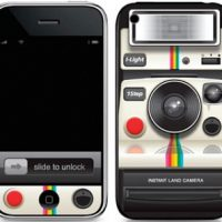 Photoroid iPhone Skin