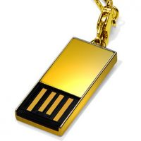 Pico-C Solid Gold USB Drive