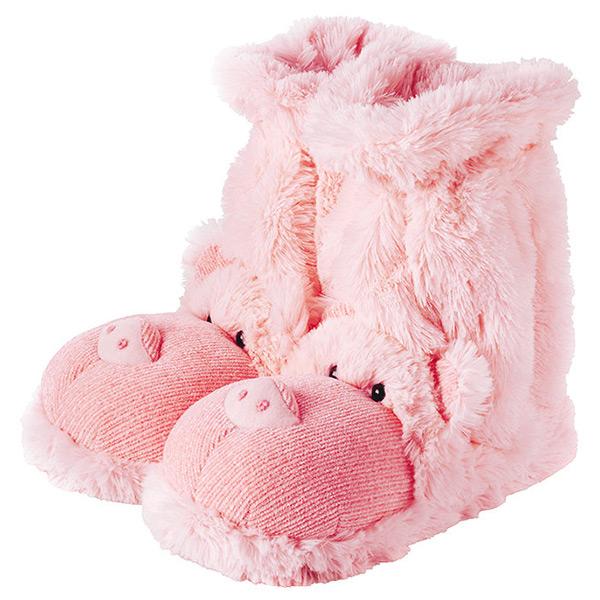 Pig Fun for Feet Slipper Socks