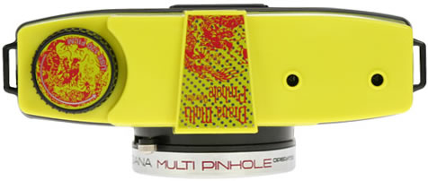 Diana Multi Pinhole Camera