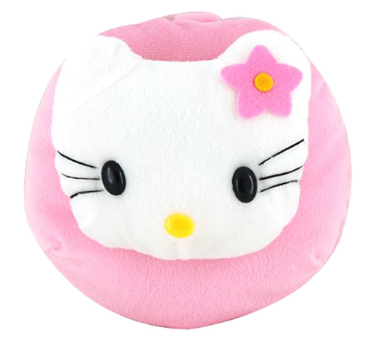 Pink Hello Kitty CD Case