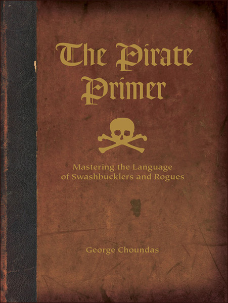 Pirate Primer Book