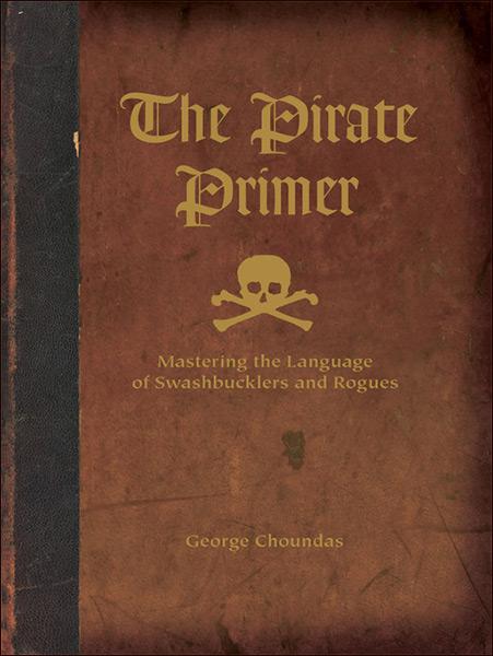 Pirate Primer Book