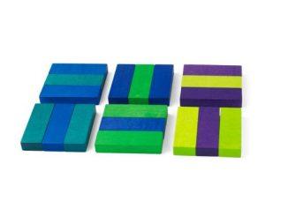 playableART Coaster Cube