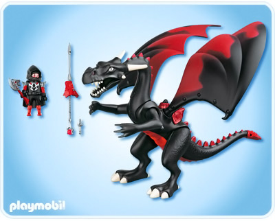 Playmobil 4838 Dragon Land Set