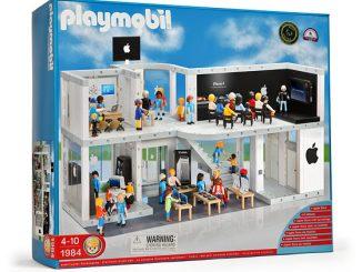PLAYMOBIL Apple Store Playset